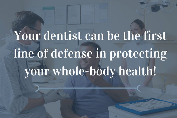 Cosmetic dentistry by our Tucson dentist can be your first line of defense against disease.