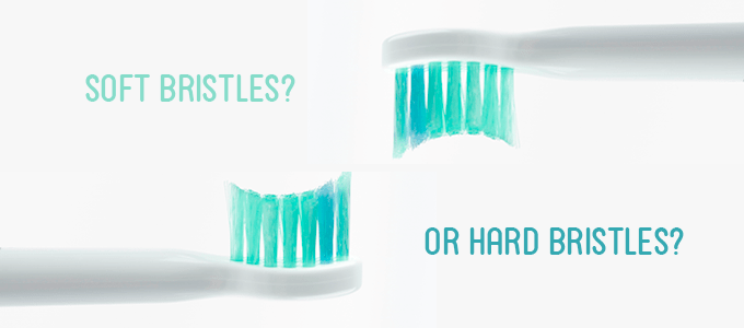 Soft Bristles vs Hard Bristles on your toothbrush?